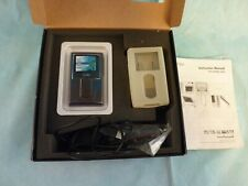iRiver H10 20GB Blue in ORIGINAL box and paperwork