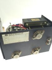 Elpac POWER SYSTEMS OLV 60-24 N/OVP Power Supply 120/240VAC 24V 4A USED H53