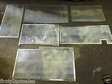 JCB JS220XD Aluminium Fly Screen Frameworks P/N 332/K2314 (180)