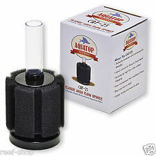 Aquarium Sponge Filter AquaTop CAF 25 Internal 25 Gal FREE USA SHIPPING