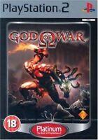 God of War - God of War Platinum (PS2) - Game