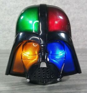 Hasbro Disney Star Wars Darth Vader SIMON Light Up Memory Game  TESTED - Working