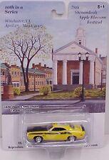 78th Shenandoah Apple Blossom Festival 1970 Dodge Challenger T/A 340 six pack
