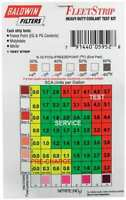 BALDWIN FILTERS CTK5029-4 Coolant Test Strips Only,CTK5029-4