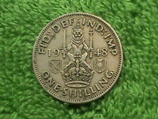 GREAT BRITAIN 1 Shilling 1948 SCOTISH