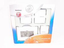 Radio Shack X10 Plug 'n Power Home Automation Starter Kit 61-3000 ~ New