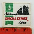Vintage Heileman's Special Export Beer Brew Sailing Ship Patch