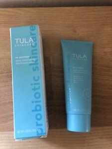 Tula Probiotic Skincare So Poreless Deep Exfoliating Blackhead Scrub 2.89 oz NIB