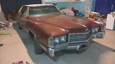 1970 Cadillac Eldorado v8 8.2 400 Horse Power ORIGINAL CONDITION !!!