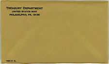 1964 P.C. Treasury Department US Mint Philadelphia, PA Sealed Envelopes
