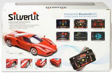 SILVERLIT INTERACTIVE BLUETOOTH R / C CONNECT Control Auto Drive, come mai prima d'ora