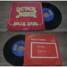 SALLY NASH - Never Again Rare French PS 7' Soul Pop Decca Paul McCartney