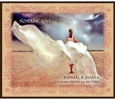 Rapha L Pinel, Raphaël Pinel, Raphael und Shakya-Nomadic love [new CD]