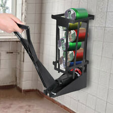 Dial Industries M92 Can Crusher Crush 10 Cans in 10 Seconds Wall Mount