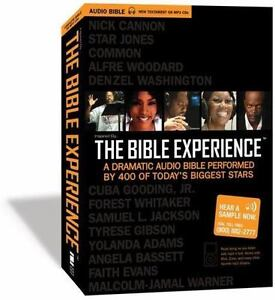 Inspired By The Bible Experience: The Complete Bible: By Zondervan