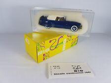 RIO #43 - Lincoln Continental 1941 - Blue - 1:43 Scale Model
