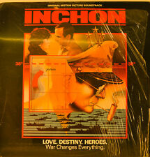 "OST - SOUNDTRACK - INCHON - JERRY GOLDSMITH  12""  LP (L535)"