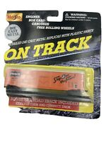 MAISTO On Track Frisco SL-SF Box Car with track FREE SHIPPING