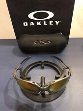 Oakley Vintage Romeo 1 X- metal with Original Fire Iridium Lenses.