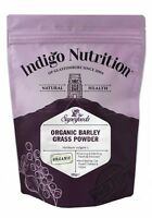Organic Barley Grass Powder - 500g - Indigo Herbs