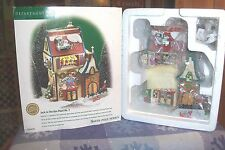 Dept 56 JACK IN THE BOX PLANT #2  56705  NORTH POLE VILLAGE / RETIRED NIB