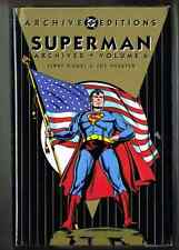 SUPERMAN DC ARCHIVES #6 NM- Reprint GOLDEN AGE SUPERMAN COMICS #21-24 FROM 1943