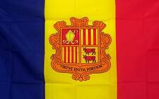 Andorra Banner Flag Country 3' x 5' Polyester