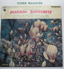 CLP 1334 - PUCCINI - Madame Butterfly - CRAIG / COLLIER - Ex Con LP Record