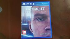 Detroit Become Human Quantic Dream Sony PlayStation 4 Sony PS4