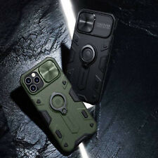 For iPhone12 Parts Phone Armor Protective Case Perfect  Camera Lens Slide Cover