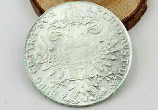 Maria Theresia Thaler 833er Silbermünze Österreich Burg Co Tyr 1780 28,07g #P21