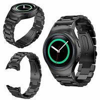 Metal Stainless Steel Band Strap for Samsung Gear S2/Gear S2 Classic Smart Watch