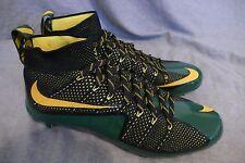 Nike Untouchables football lacrosse cleats shoe flyknit 707455 012 size 14