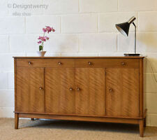 Walnut Mid 20th Century (1941-1969) Sideboards & Buffets