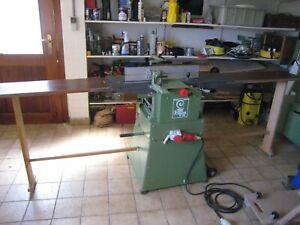 Tischverlängerung  für Elektra Beckum HC 260 K Hobelmaschine