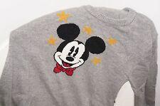 Monnalisa  Pullover Mickey Mouse Star 128, 134,140 NEU