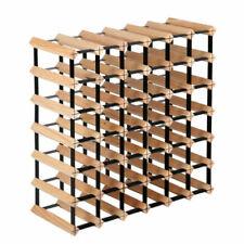 Artiss 42 Bottle Timber Wine Rack - WINERACK42B