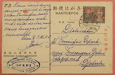 1946 JAPANESE OCCUPATION DUTCH EAST INDIES TO DJAKARTA 2