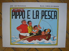 JACOVITTI PIPPO E LA PESCA ALBI AVVENTURA LISCA DI PESCE 133 ANAF CONTI 1978