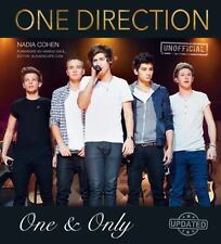One Direction : One and Only by Nadia Cohen (2012, Hardcover, New Edition)