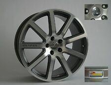 MTM Bimoto Felge 9x20 ET 35 25 Titanpoliert 5x112 57,1 66,5 Audi VW Alufelge