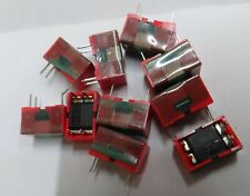 10 x 2 way DIP switches DIL switch double