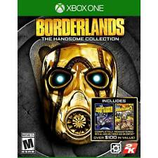 Borderlands The Handsome Collection >Pre-Sequel, 2, All DLC (Xbox One) BRAND NEW