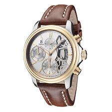 B Swiss by Bucherer Men's Prestige Chrono 38mm Automatic Watch 00.50506.34.13.01