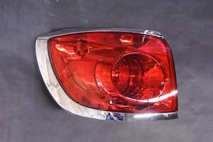 TAIL LIGHT OUTER LEFT DRIVER SIDE FIT 2008-2012 BUICK ENCLAVE 25954941 GM2804101