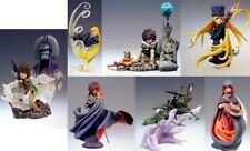 """Japanese animation """"Galaxy Railroad - Andromeda Terminal Station"""" Figures 8 Type"""