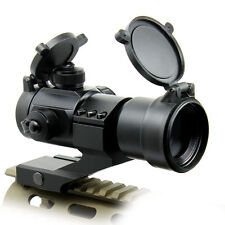 Reflex Tactical Stinger 4 MOA Red - Green Dot Sight Scope with PEPR Rail Mount