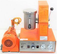 Heraeus Combilabor CL-G Vakuum Druckgussgerät mit Pumpe