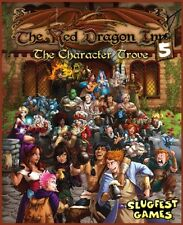 Slugfest Games: The Red Dragon Inn 5 - The Character Trove (New)