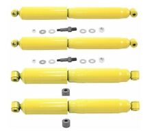For Monroe Gas Magnum Front & Rear Shocks for Chevrolet GMC Trucks